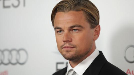 A photo of Leonardo DiCaprio.