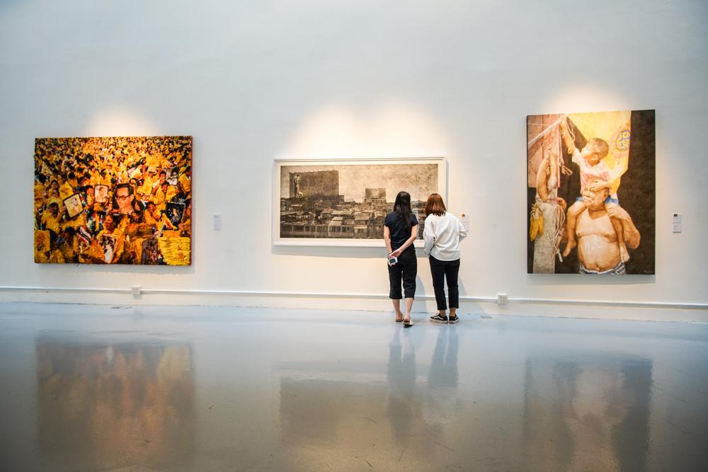 Bangkok Debuts Gigantic Art Gallery