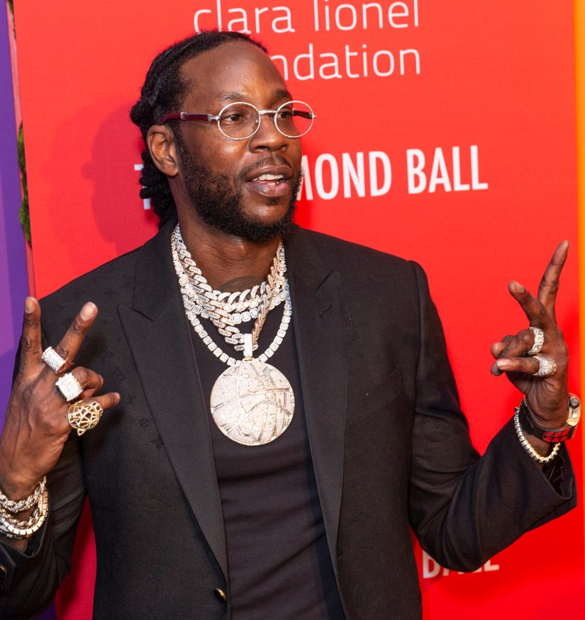 A photo of 2 Chainz at the Clara Lionel Foundation's 5th Annual Diamond Ball in New York City on September 12, 2019.