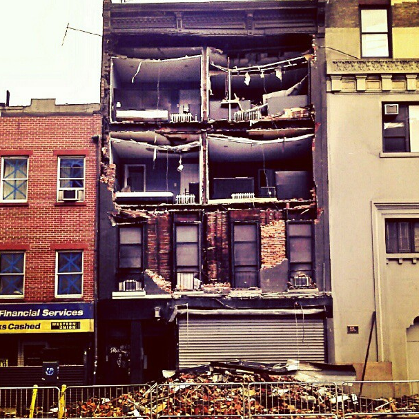 NYC Galleries Still Recovering From Hurricane Sandy