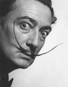 Salvador Dali's painting, Cartel des Don Juan Tenorio, was stolen from a Manhattan gallery in June 2012.