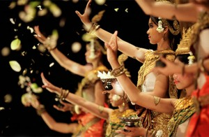 Season of Cambodia has been in the works for over four years. It celebrates the revival of the arts in Cambodia.