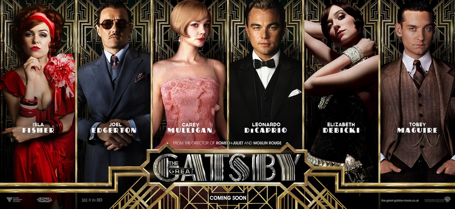 Contemporary Styling Inspired by the Great Gatsby