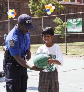 NYPD PAL Play Street