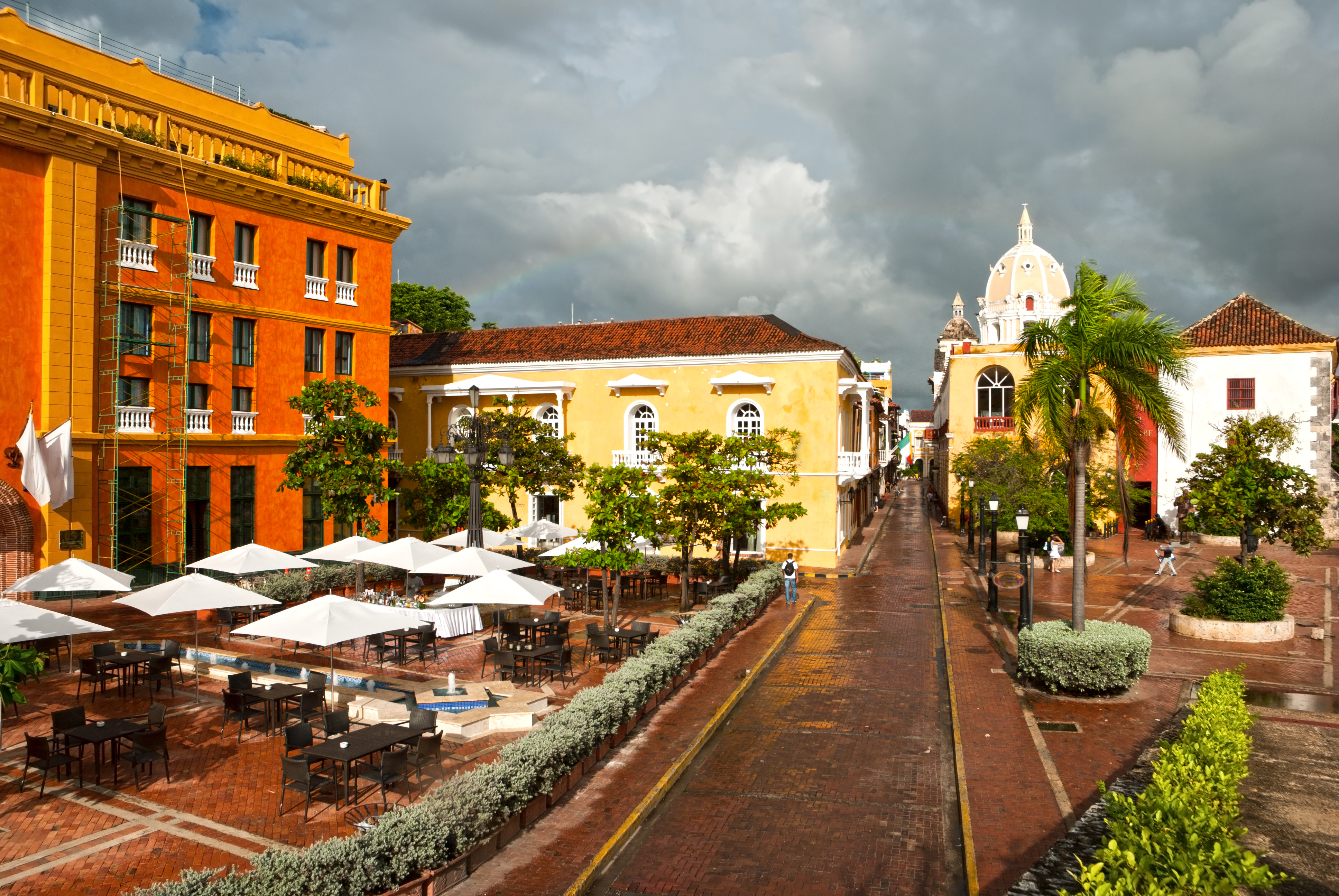 Cartagena, Colombia, Is the Newest Food-Lovers' Destination