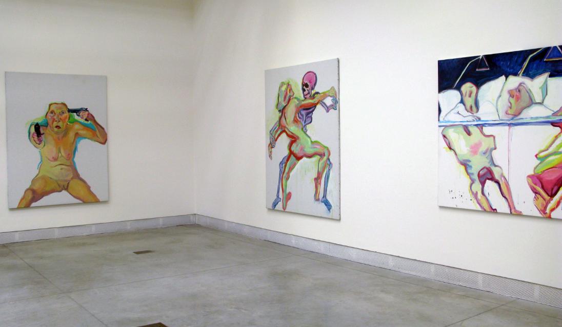 Coming Soon: Maria Lassnig at MoMA PS1