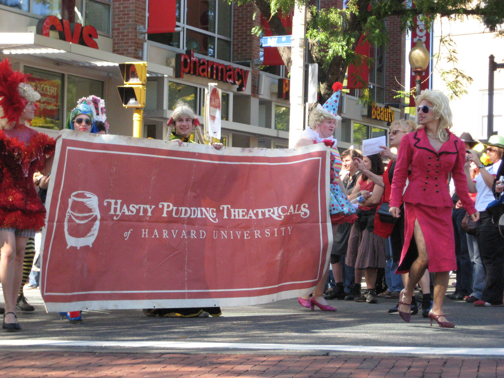 hasty pudding theatricals