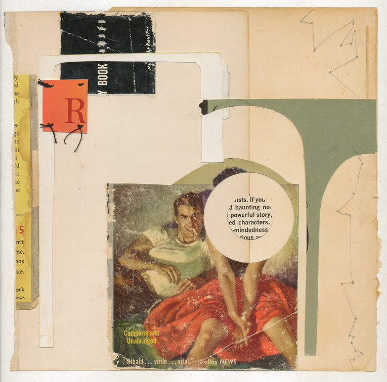 #TBT The Intricate, Abstract Collages of Melinda Tidwell