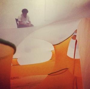 Aspen Art Museum installation