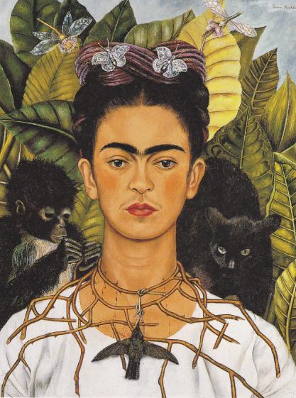 Frida Kahlo cultural icon