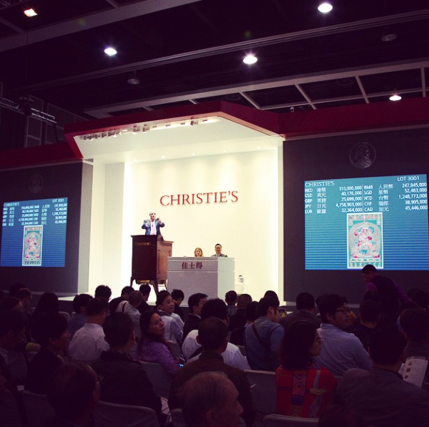 What's Next for Christie's Auction House?