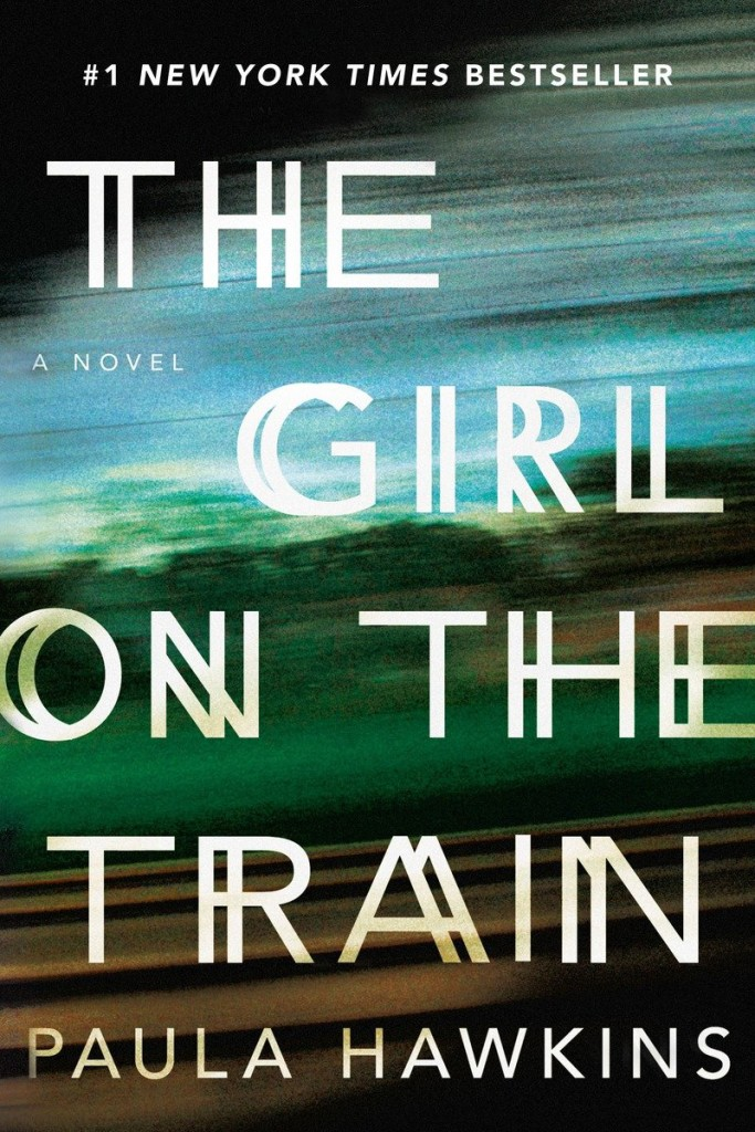 spring reading books girl on the train
