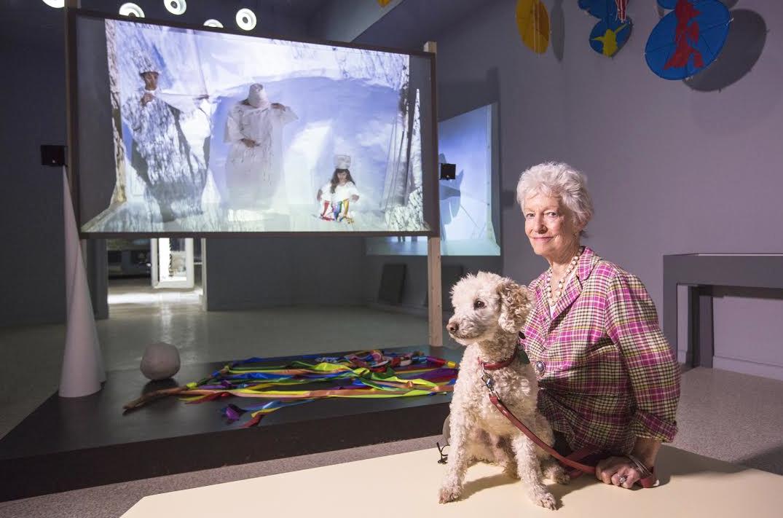 Joan Jonas Illuminates the United States Pavilion at the 56th Venice Biennale