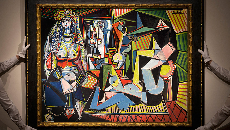 Picasso's Ultra-Expensive Painting