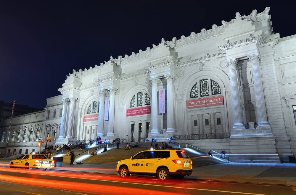 Fashion Masterworks Exhibit Coming to the Met