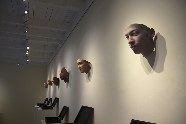 Artist Uses Chelsea Manning's DNA to Create 3D Portraits of Her