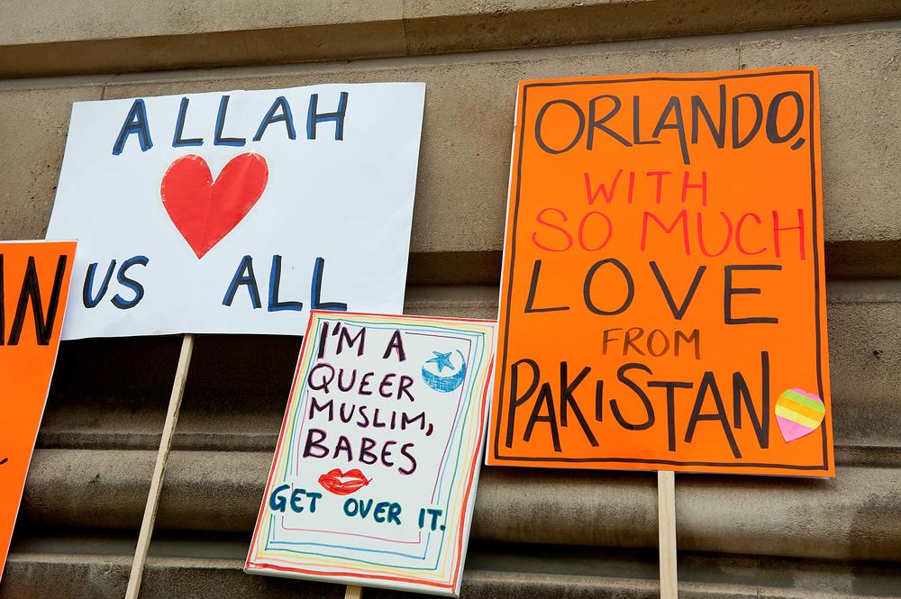 Art Exhibit Explores Queer Muslim Identities