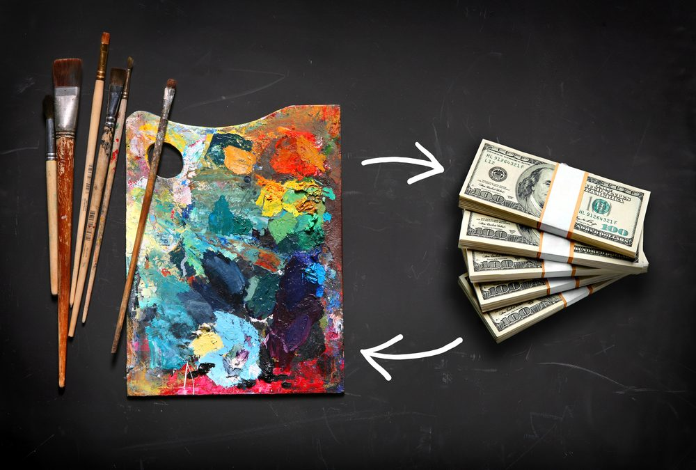 Why Artists Shouldn't Feel Bad About Turning a Profit